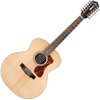 Guild F-1512 12-string Natural Gloss with Deluxe Polyfoam Case