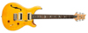 PRS SE Custom 22 Semi-Hollow body Santana Yellow
