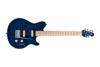 Music Man SUB Axis Neptune Blue