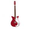 59 M NOS Plus Guitar Red Metal Flake