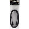 Midi Cable 3 m (9.8 ft) Black