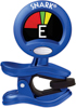 SN-1X Clip-On Chromatic Guitar Tuner (Blue)