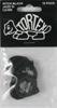 Dunlop 482P100 TORTEX Pitch Black Jazz III 12/PLYPK