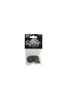 Dunlop 482P135 TORTEX Pitch Black Jazz III 12/PLYPK