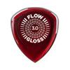 Dunlop Plekt. FLOW GLOSS 550P300 3.0mm-3/PLYPK