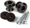 Dunlop 2PSLS033BK Straplok Dual Design Button Set BK