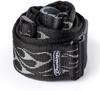 Dunlop Strap D3811GY FLAMBE-GRAY-EA