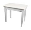 Pianobench White Matt With storage