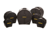 Hardcase Rock Fusion 6 Drum Case Kit