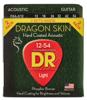 DR Strings DSA-12 DRAGON SKIN 2 pack