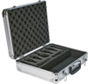 Audix CASE ALUM DRUM PACK W/FOAM INSERT