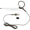 Audix MICHEADSET SINGLE EAR BLACK 4' CB 3PIN