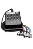 Hosa StageBox SH-8X4-100