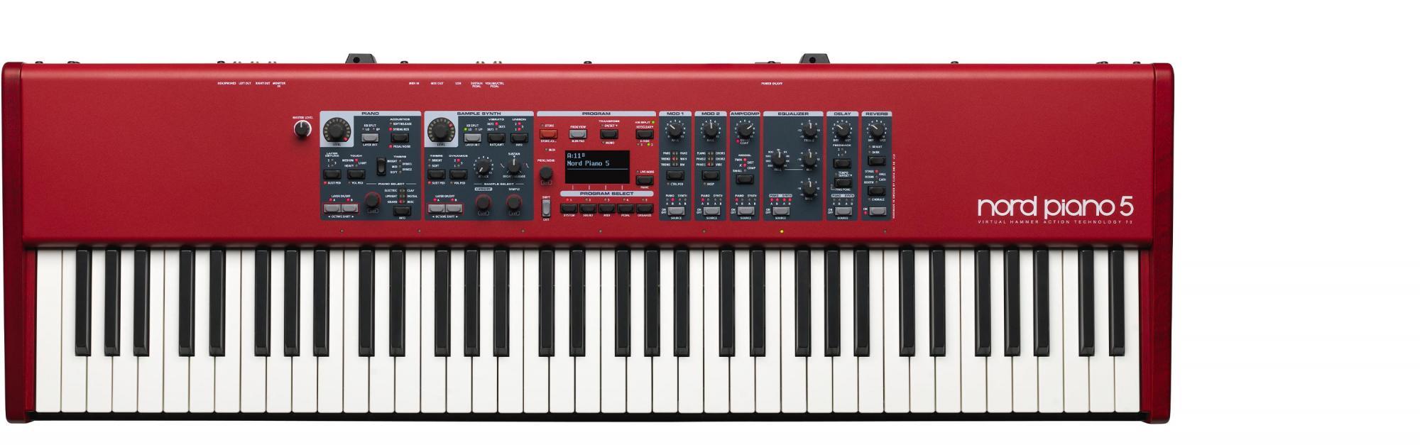 Clavia Nord Piano 5 73
