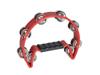 Dimavery TN-2 Tambourine plastic, red