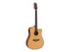 Dimavery STW-90 Western Guitar,natur