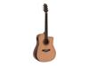 Dimavery ASW-60 Grande Guitar, nature