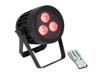 LED IP PAR 3x8W QCL spot