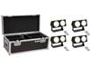 Set 4x LED CBB-2 COB WW Bar + Case