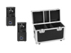 Set 2x LED TSL-250 Scan COB + Case