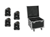 Set 4x LED TMH-S90 + Case