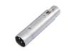 Omnitronic 5-pin XLR Fe > 3-pin XLR Ma