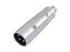 Omnitronic RCA Fe > 3-pin XLR Ma