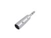 Omnitronic 3-pin XLR  Ma > 6.3mm Ma ST