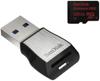 Sandisk MicroSDXC 128GB Extreme Pro 275MB/s reader