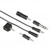 Hama Cable Audio AUX-KIT Black 2.5m