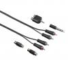 Hama Cable Audio Kit RCA 2.5m