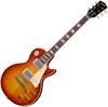 Gibson 58 LP Standard Ultra Light Aged Washed Cherry Sunburst