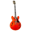 Gibson 59 ES-355 Stop Bar Light Aged Watermelon Red