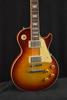Gibson 59 LP Standard Golden Poppy Burst Murphy Lab Heavy Aged NH