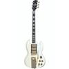 Gibson 60th Anniversary 1961 SG Les Paul Custom VOS Classic White
