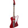 Gibson 63 Firebird V w/ Maestro Vibrola Light Aged Cardinal Red