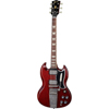 Gibson 64 SG Standard w/ Maestro Ultra Light Aged Cherry Red