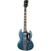Gibson 64 SG Standard w/ Maestro Ultra Light Aged Pelham Blue