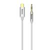 Baseus 3.5mm > USB-C 1.2m White