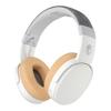 Skullcandy Crusher Wireless White Over-Ear Wireless Mic