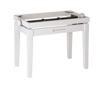 König & Meyer 13710 Piano bench frame - white