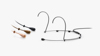 4066-B Omni Headset Mic Black Large size