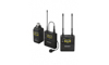 UWP-D26/K33 bodypack & plug-on transm. wireless set (NEW)