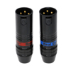 Real Cable XLR6612 blue female