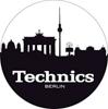 Technics Slipmats Berlin