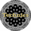 Technics Slipmats Bandana 1