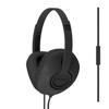 Koss Headphone UR23i Over Ear One Touch Mic Black