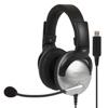 Koss Headset SB45 USB On-Ear Silver/Black