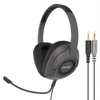 Koss Headset SB42 Over-Ear Mic Remote Black