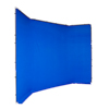 Background Cover Chroma Key 4301CB 4 x 2.9m Blue